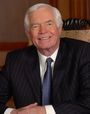 Photo of Ranking Member Leader Senator Thad Cochran