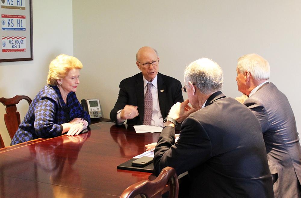 Big 4 Meet to Discuss Farm Bill 07-26-18
